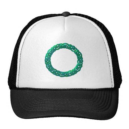 Celtic knot ornamentation celtic knot hat