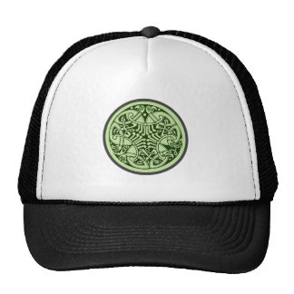 Celtic knot ornamentation celtic knot hat