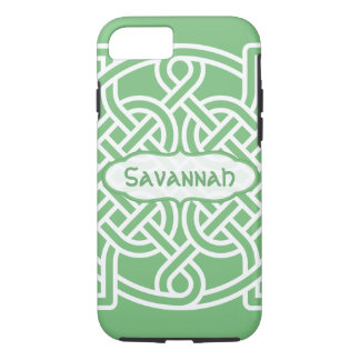 Celtic Knot Pattern Any Color Personalized iPhone iPhone 7 Case