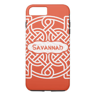Celtic Knot Pattern Any Color Personalized iPhone iPhone 7 Plus Case