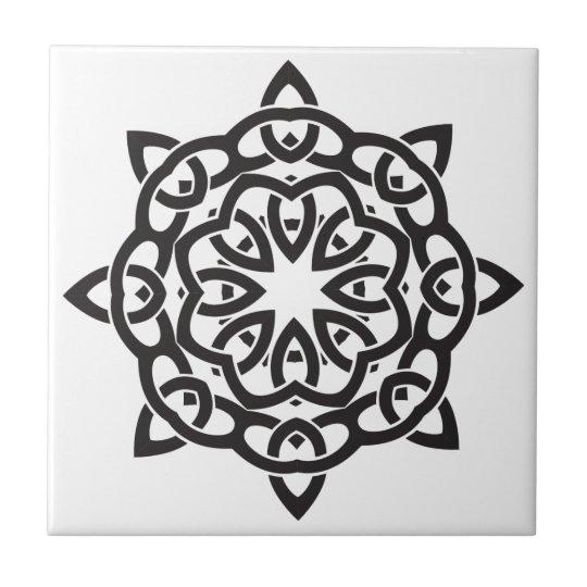 Celtic Knot Pattern Tiles