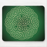 Celtic Knot - Put your Irish on! Mouse Pad