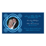 Celtic Knot Save The Date Photo Card