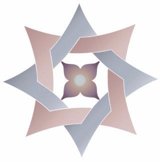 Celtic Knot Star 4 - Ornament Sculpture Photo Sculpture Decoration
