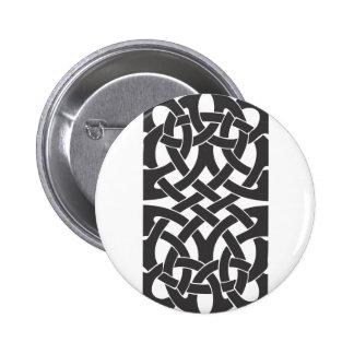 Celtic Knots 6 Cm Round Badge