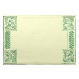 Celtic knots placemat