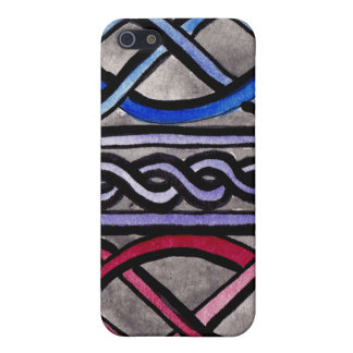 Celtic Knotwork Bisexual Flag iPhone 5/5S Cover