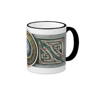 Celtic Knotwork Design Mug