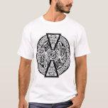 Celtic Knotwork Dragons T-Shirt
