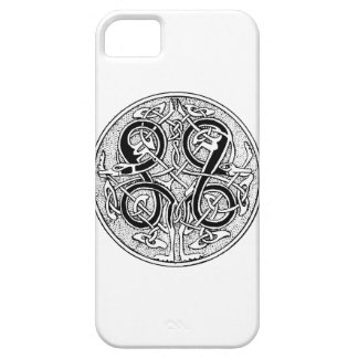 Celtic knotwork on any color iPhone 5 cover