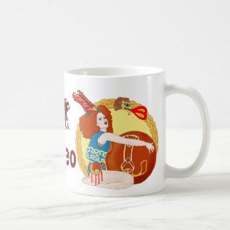 Celtic Leo Coffee Mug