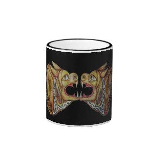 Celtic Leonine Beasts 2 Mug