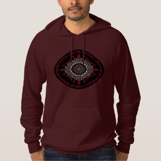 Celtic Lovecraftian Cosmic Monster Deity Hoodie