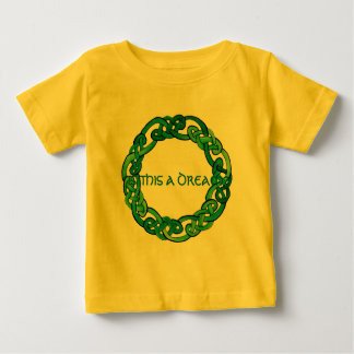 Celtic Lucid Dreaming Reality Check Baby T-Shirt