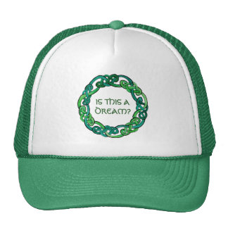 Celtic Lucid Dreaming Reality Check Mesh Hats