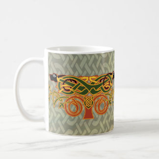 Celtic Mastiff Knot 2 Mug
