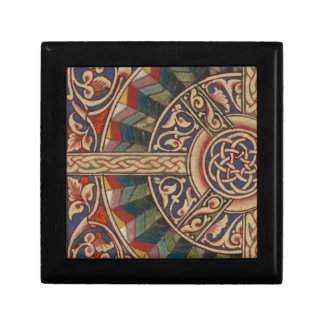 Celtic Medieval Half Circle Design Gift Box