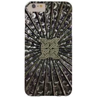 Celtic Metal Chain Mail Shield iPhone 6 Plus Case