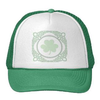 Celtic Mist Trucker Hat - Green