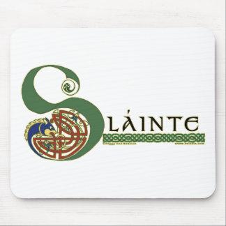 Celtic Mousepads, Slainte Design Mouse Pad