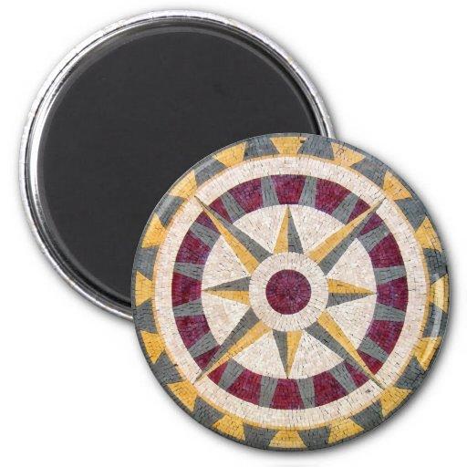 Celtic Nautical Compass Magnets