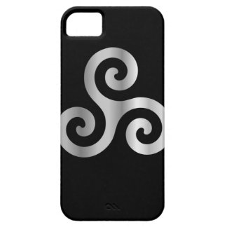 Celtic Neopaganism triple spiral triskelion.jpg Case For The iPhone 5