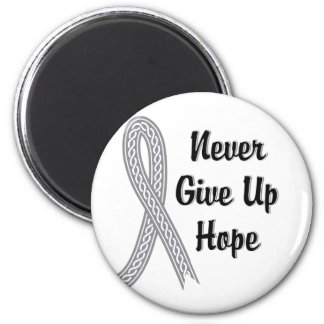 Celtic Never Give Up Hope Diabetes 6 Cm Round Magnet