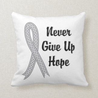 Celtic Never Give Up Hope Diabetes Pillows