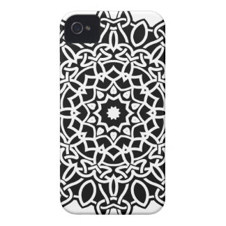 Celtic pattern Case-Mate iPhone 4 cases