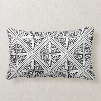 Celtic Pattern -Tiled Lumbar Cushion