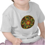 Celtic Pentacle Spiral Toddler T-shirt