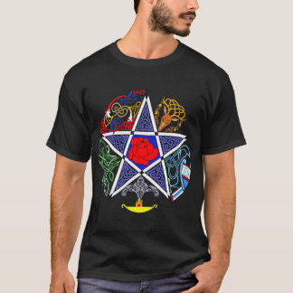 Celtic Pentagram T-Shirt
