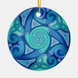 Celtic Planet Ornament