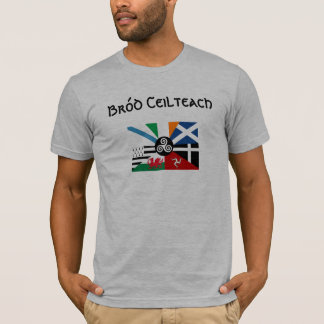Celtic Pride Flag of Nations T-Shirt