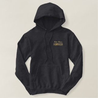 Celtic Raven - Customize Embroidered Hoodie