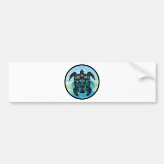Celtic Sea Turtle Bumper Sticker