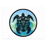 Celtic Sea Turtle Postcard