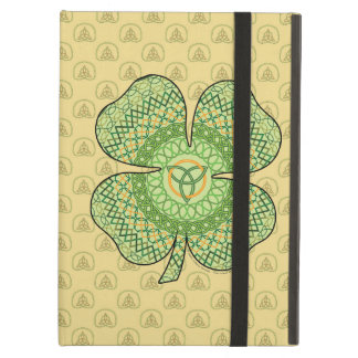 Celtic Shamrock iPad Powis Case