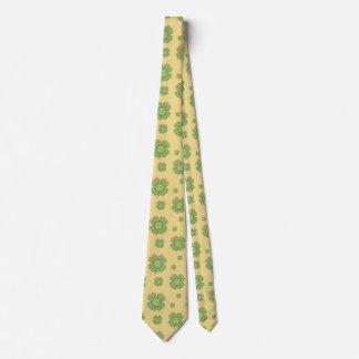 Celtic Shamrock Men's Neck Tie