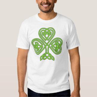 Celtic Shamrock T-shirts