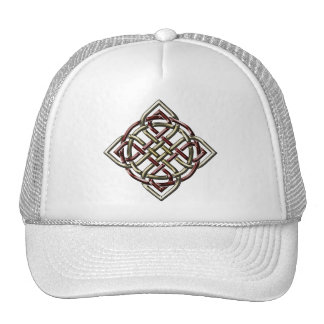 Celtic Shield Knot Hat