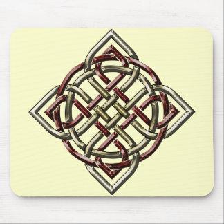 Celtic Shield Knot Mousepad