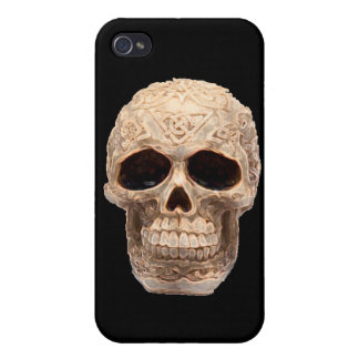 celtic skull case for the iPhone 4