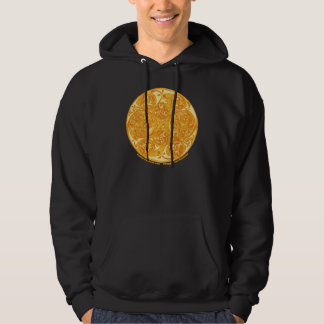 Celtic Spiral Art Mandala Hoodies