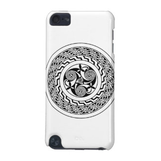 Celtic spiral iPod touch 5G case