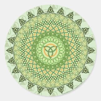 Celtic St Patty s Day Sticker