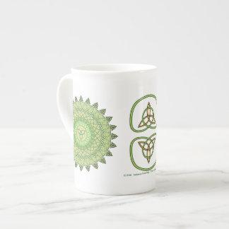 Celtic St. Patty's Day Specialty Mug Bone China Mug