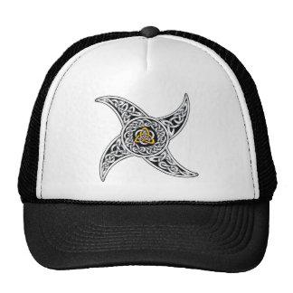 Celtic star hats