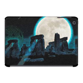 Celtic Stonehenge, Moon & Stars Astronomy U.K. iPad Mini Case