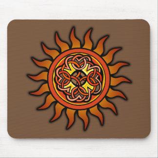 Celtic Sun 4 Mouse Pad